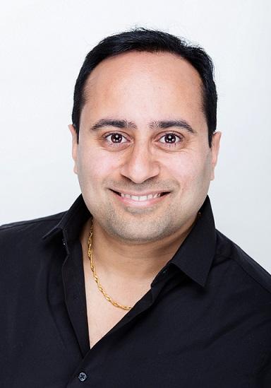 Dr Ashvin Champaneri